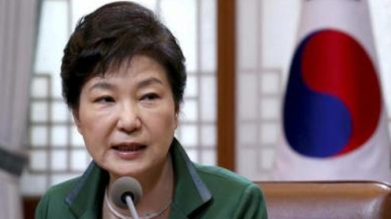 Former South Korean President Park Geun-hye. (Photo: AP)