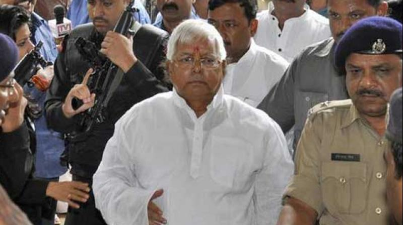 The 69-year-old leader had earlier challenged his conviction in the case and had sought bail from the court. (Photo: ANI | Twitter)