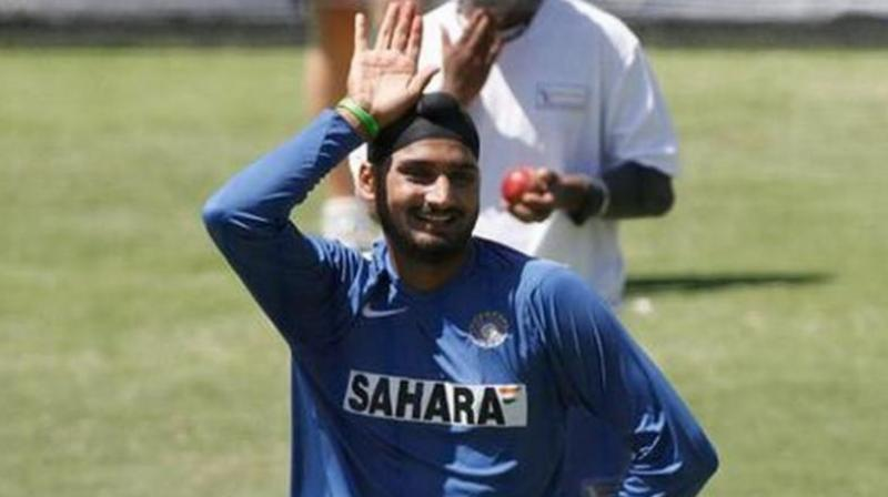 India spinner Harbhajan Singh on Monday expressed his concern over rising levels of pollution and urged Prime Minister Narendra Modi to take all necessary steps to address the problem. (Photo:AFP)