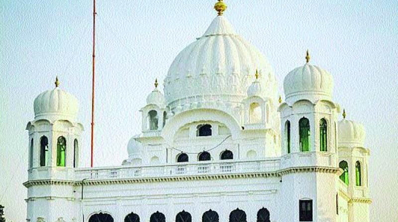 The agreement signing ceremony took place at the Kartarpur Zero Point at the Pakistan-India border in Narowal. (Photo: File)