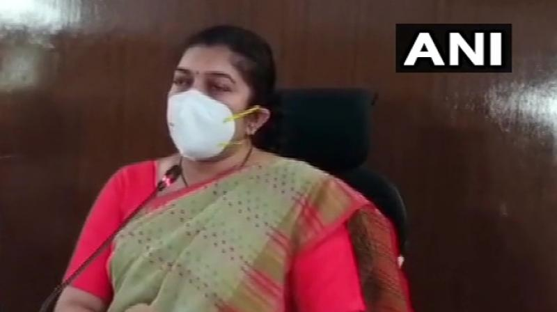Shilpa Nag, the Mysuru corporation commissioner, reportedly resigned from the IAS after accusing her senior, Rohini Sundari Dasari, deputy commissioner of the district, of interfering in her efforts to manage the pandemic.(ANI)