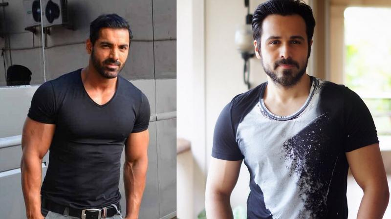 John Abraham and Emraan Hashmi.