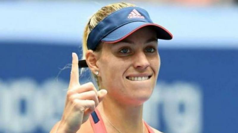 That's about six months after Angelique Kerber ascended to the No. 1 spot for the first time, overtaking Williams by winning the U.S. Open. (Photo: AFP)