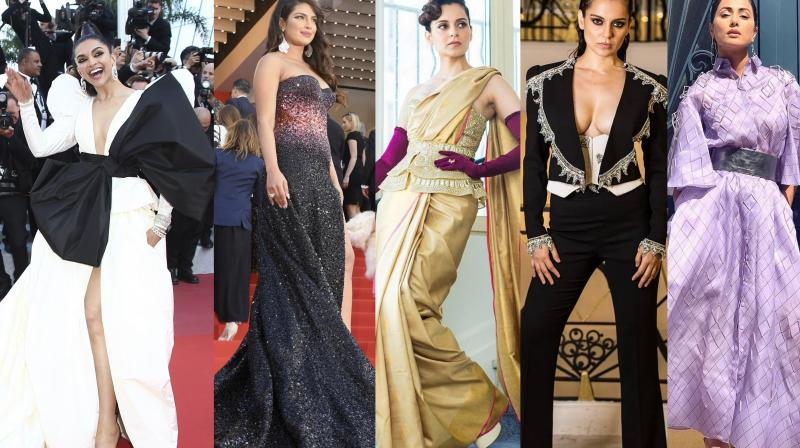Cannes Film Festival Day 3: Bollywood celebs fashion razzmatazz