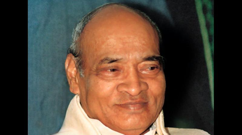 Former Prime Minister PV Narasimha Rao