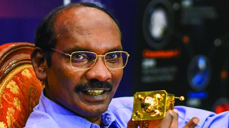 Dr K. Sivan