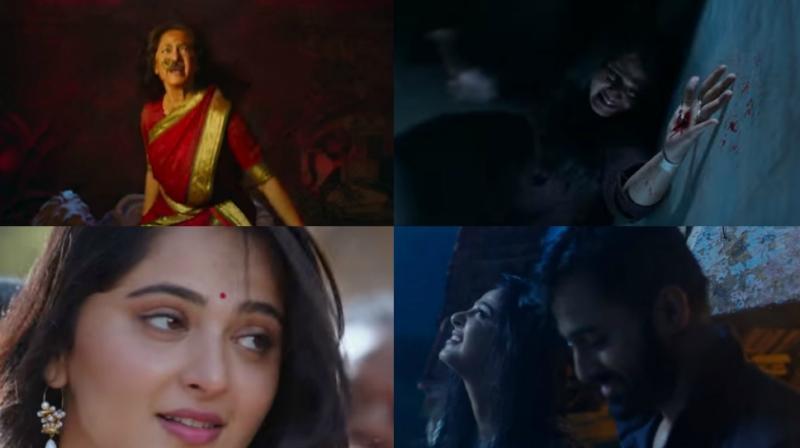 Anushka Shetty in 'Bhaagamathie.'