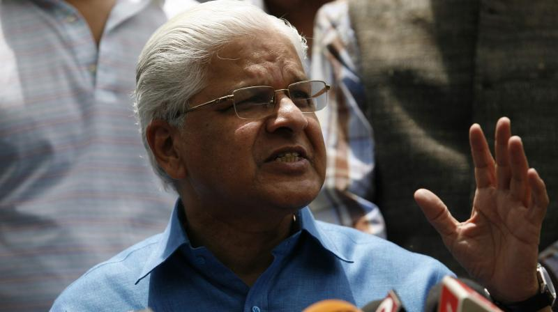 Kumar says, 'He deserves to be enlarged on bail persistent with the principles of our libertarian constitution according to which bail is a rule and jail an exception.' (Photo: PTI)