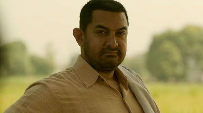 Aamir Khan's 'Dangal' is directed by Nitesh Twari.