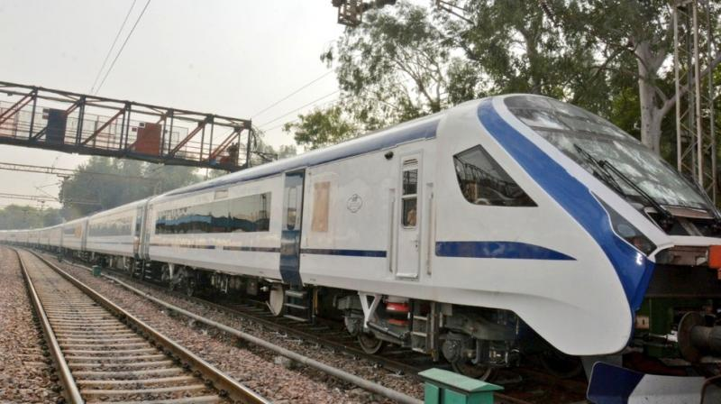An official stated that there are some electrical issues in the train that need to be sorted before it can be made operational. (Photo: File)