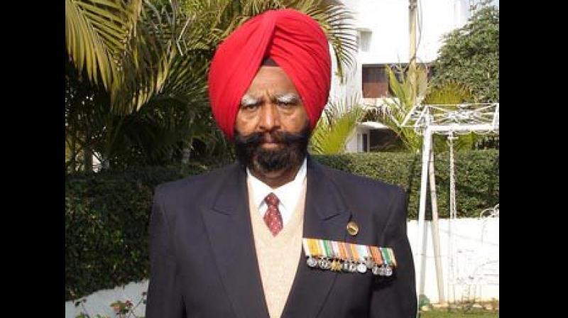 Brigadier Kuldip Singh Chandpuri was a Maha Vir Chakra awardee. (Photo: Facebook | Kuldip Singh Chandpuri)