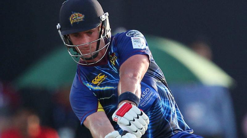 Neil Broom had played 22 ODIs in 2009 and 2010. (Photo: BCCI)