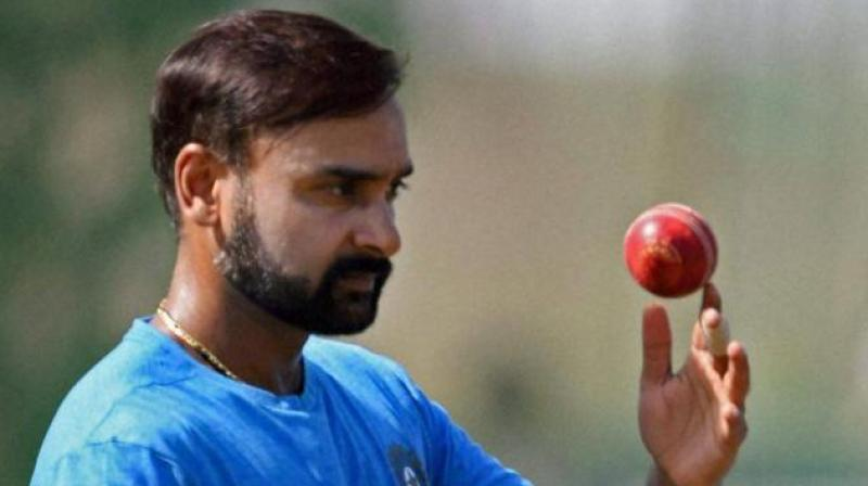 Amit Mishra could replace Ashish Nehra in the starting XI. (Photo: AFP)