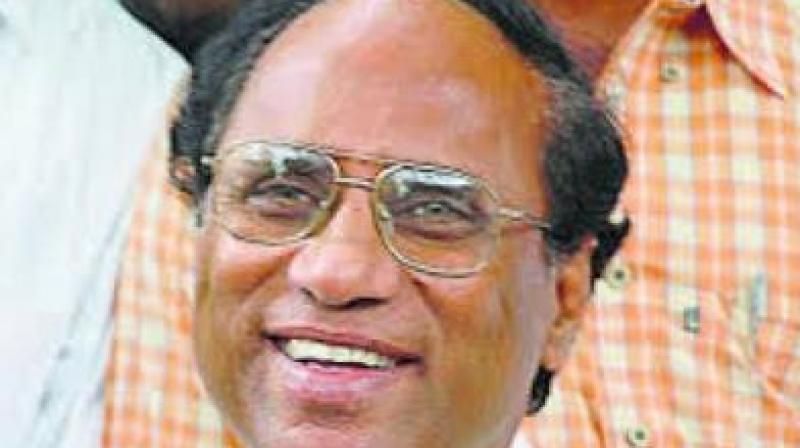 Kodela Sivaprasad was the Speaker during the Telugu Desam Party's tenure. (Photo: FIle0