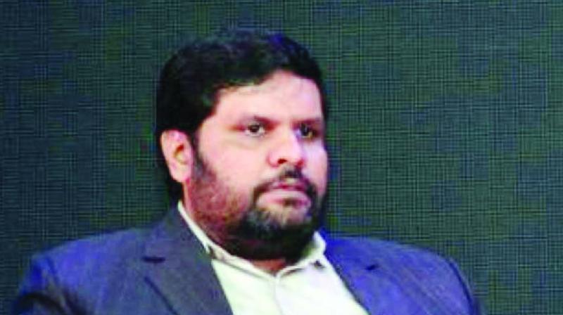 All India Congress Committee (AICC) spokesperson Gourav Vallabh