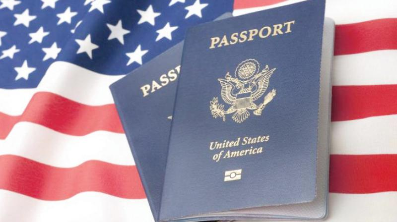 The US embassy has decided to start an intensive two months of interviews starting July 1. (AA file photo)