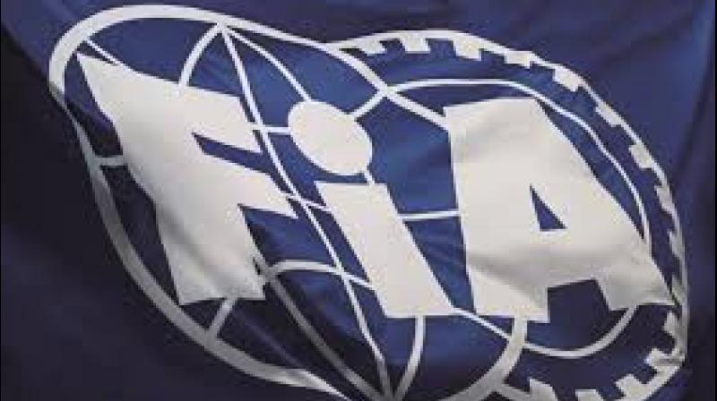 Governing body of motor sport