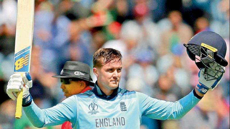 England batsman Jason Roy. DC File Photo