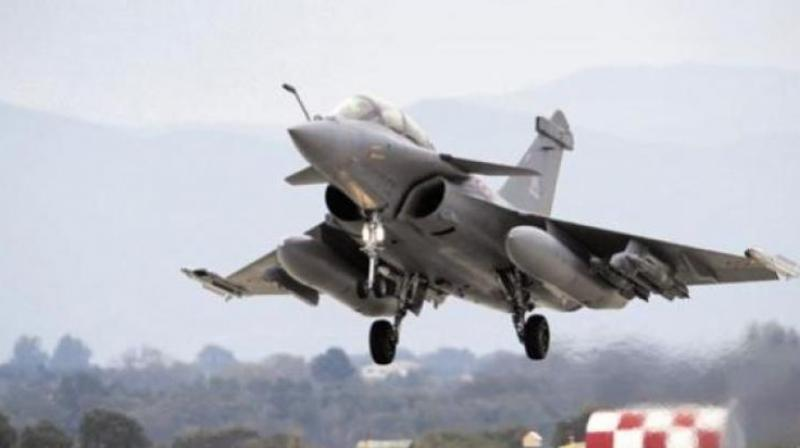 Rafale fighter (Photo: File)