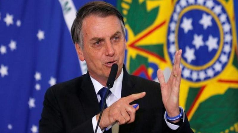 President, however, refuted his Chief of Staff, Onyx Lorenzoni's words. (Photo: FIle)