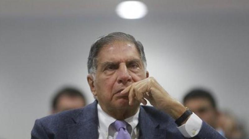 Tata Sons former chairman Ratan Tata. (Photo: AP)