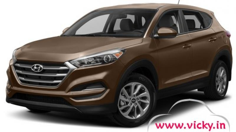 The Tucson AWD is likewise prone to get an all-black interior along with a panoramic sunroof.