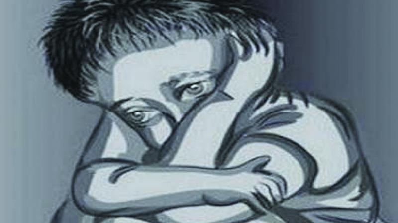 The accused Govindo Munda got infuriated when his 12-year-old son interfered and tried to pacify him while he was quarrelling with his wife. (Representational Image)