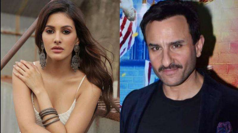 Amyra Dastur had no hesitation in taking up Dilli assignment because it is led by Saif Ali Khan.