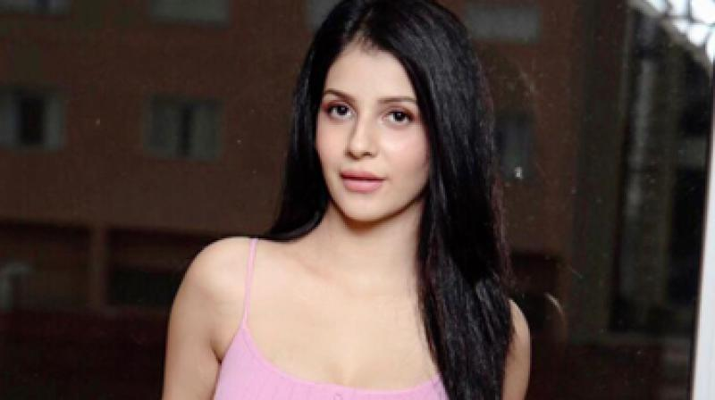 Actress Kaashish Vohra is currently doing a Telugu film under a big production house and also something on a reputed OTT platform.