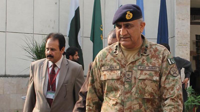 Pakistan's Army Chief Gen. Javed Bajwa (Photo: File)