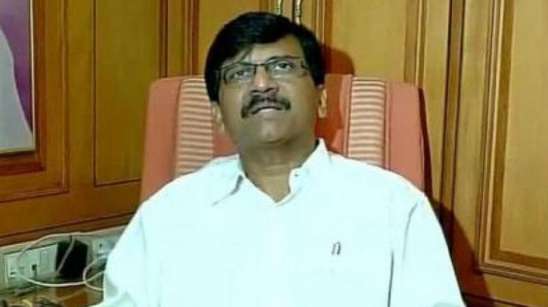 In the backdrop of protests against the Citizenship (Amendment) Act, Shiv Sena leader Sanjay Raut on Monday launched a veiled attack on the BJP by quoting words of late American leader Martin Luther King. (Photo: File)