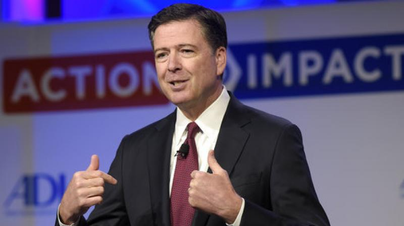 Former FBI Director James Comey (Photo: AP)