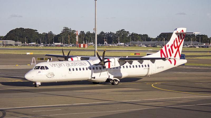 A Virgin Australia ATR 72 (Photo: Wikimedia Commons)