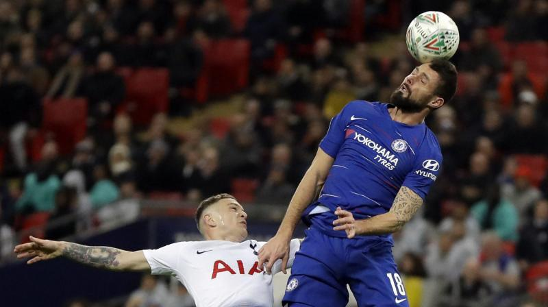 France international Giroud is the Europa League's joint top scorer this season with 10 goals. (Photo: AP/PTI)