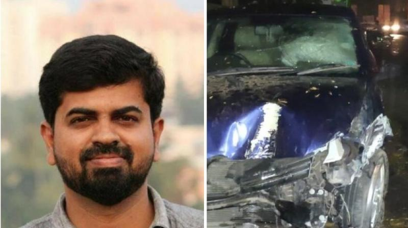 K Muhammed Basheer, 35, who was the Thiruvananthapuram bureau chief of Malayalam daily Siraj. (Representational Image)