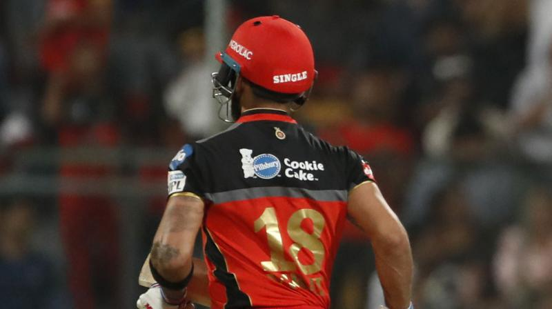 RCB registered their first victory in this season of the IPL as they were able to defeat Kings XI Punjab by eight wickets at PCA Stadium in Mohali. (Photo: API)