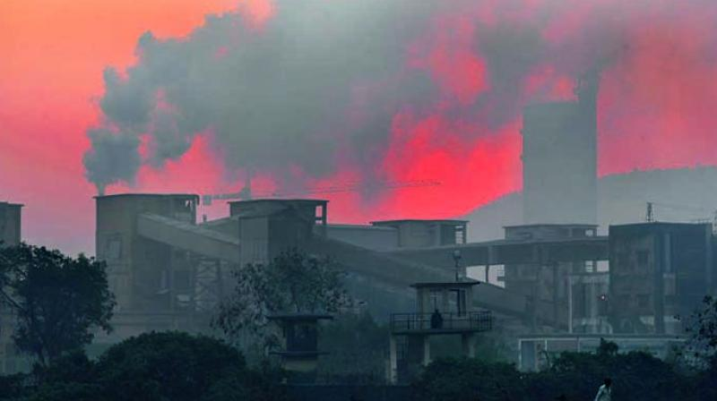 A team of the Board's scientists have found that  particles from salt mines of Afghanistan push  up the levels of air pollutants, especially PM2.5, in Delhi.