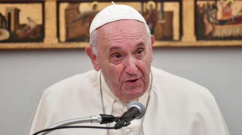 Since the start of his pontificate in 2013, Francis has preached that the Church should grow by attraction and not by proselytising, or conversion campaigns. (Photo: AFP)
