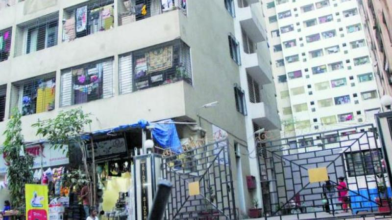 The Slum Rehabilitation Authority (SRA) has extended the deferment of payment of premium facility to the builders for Fungible Floor Space Index (FSI). (Representational Image)