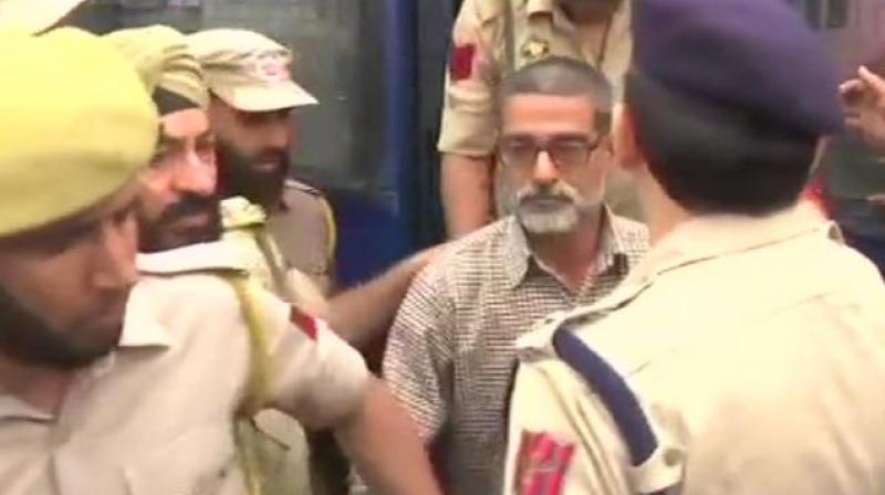 Sanji Ram -- the main accused in Kathua rape and murder case. (Photo: ANI/File)