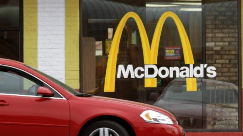 An apology was later issued by a spokesperson for McDonald's on behalf of Dan Brown, the owner of the franchise. (Photo: File)