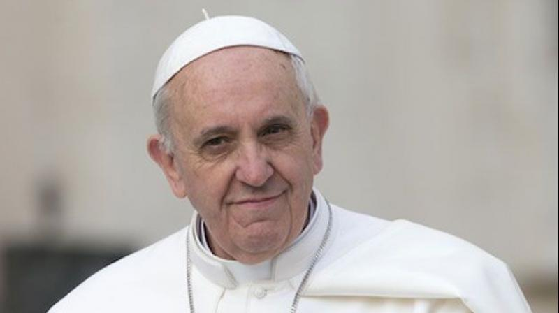 Pope Francis in in a new policy published Thursday said, that it is always 'inadmissible' because it 'attacks' the inherent dignity of all humans. (Photo: File)
