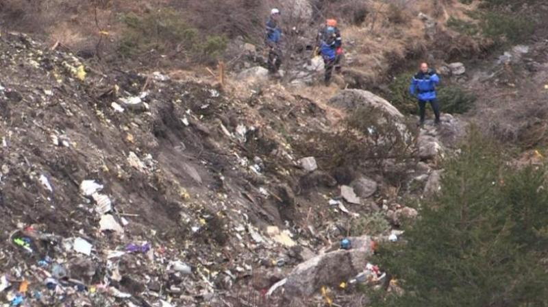 The wreckage of the plane was found in a heavily forested area on a mountain side in the Oksibil subdistrict on Sunday morning. (Representational Image | AFP)