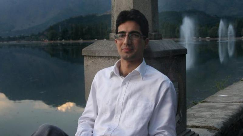 Faesal, a 2010-batch IAS exam topper, is currently pursuing a mid-career masters programme in the United States. (Photo: Facebook/Shah Faesal)