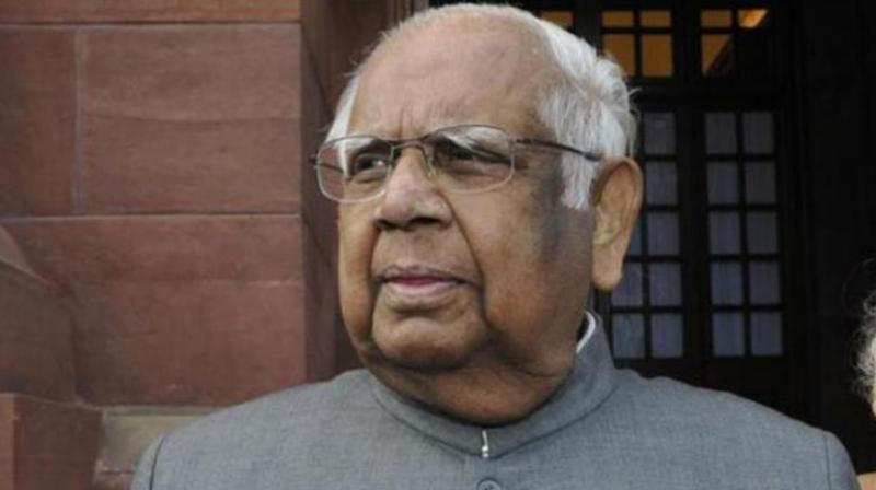 Somnath Chatterjee (Photo: PTI/File)