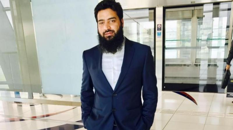 Zargar, an engineer, is alleged to have been 'quite active' on social media and had been expressing his liking for the activities of ISIS in Syria. (Photo:Facebook)