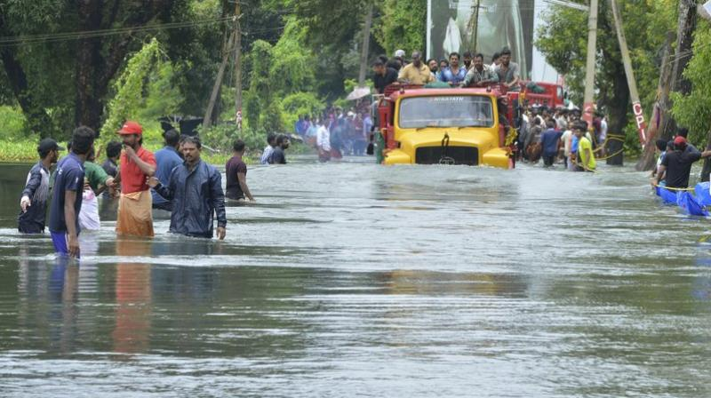 The UN Secretary General referred to the Kerala floods, among other natural disasters across the world, to highlight the urgency of the climate crisis and the need to step up efforts to reverse course on climate change. (Photo: File)