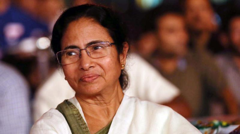 West Bengal chief ministerand Trinamul Congress supremo Mamata Banerjee