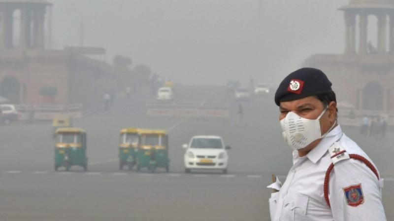India, whose cities top global pollution lists, faces a growing economic as well as human toll from bad air quality. (PTI)