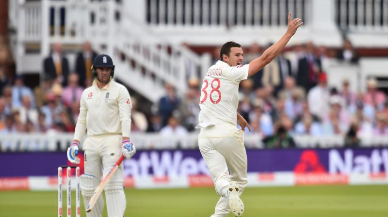 Mitchell Starc is yet to play a game in the ongoing Ashes and for the third Test Peter Siddle was dropped to bring in James Pattinson. (Photo: AFP)